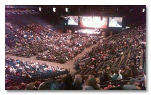 2010 National Missionary Convention in Lexington, KY